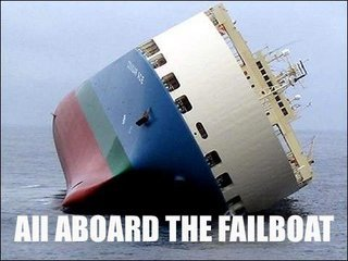 all aboard failboat