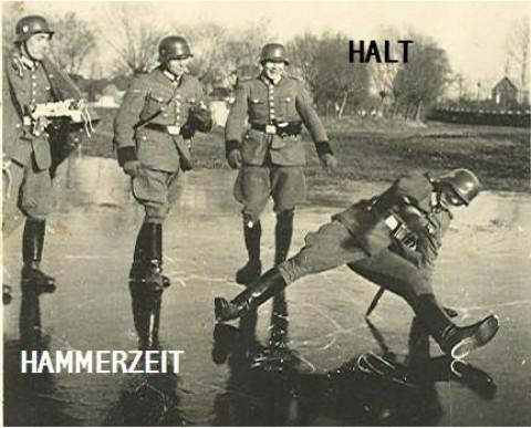 hammerzeit hammertime nazi image macro
