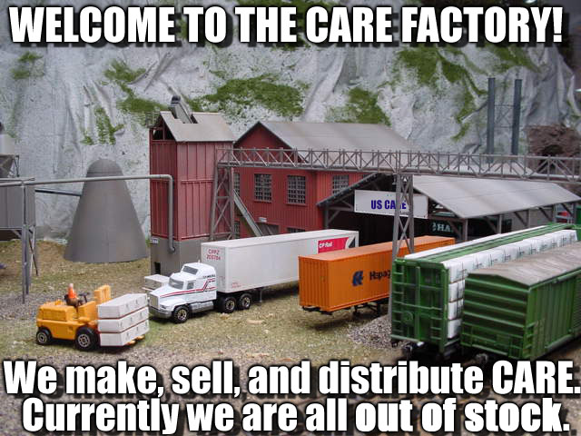 care factory manufacture distribute out of stock toy trucks image macro