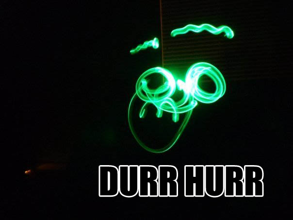 durr hurr scary lights picasso fusion mobile image macro