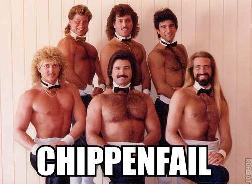 chippenfail the chippendales male strippers fail image macro