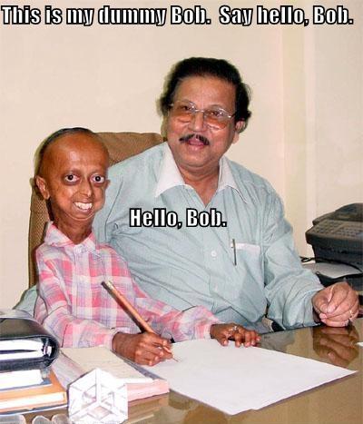 ventriloquy ventriloquist indian bob image macro