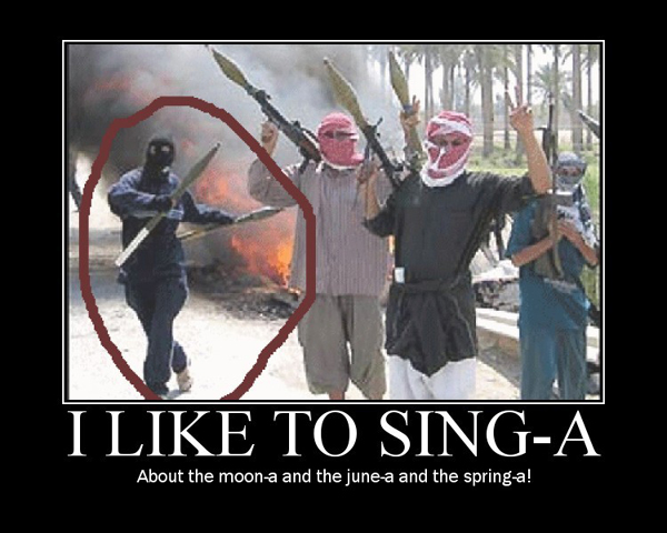 i like to sing-a moon june middle east image macro