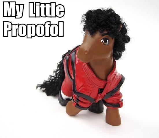 mj michael jackson jacko propofol my little pony image macro