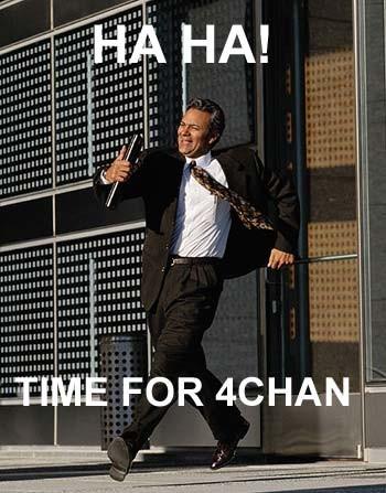 hugs tiem time for 4chan suit businessman haha  image macro