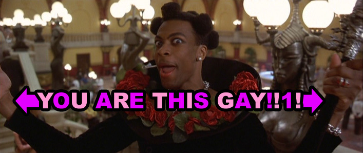 you are this gay ruby rhod in fifth element