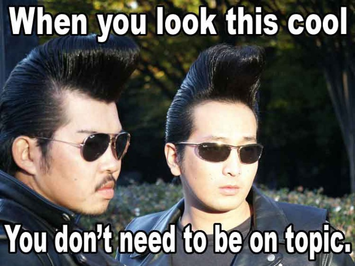 looking cool off topic OT japanese chinese image macro