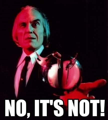 phantasm horror movie tall man silver sphere image macro