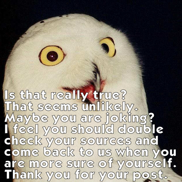 orly oh really white owl image macro