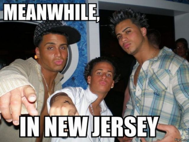 new jersey orange people